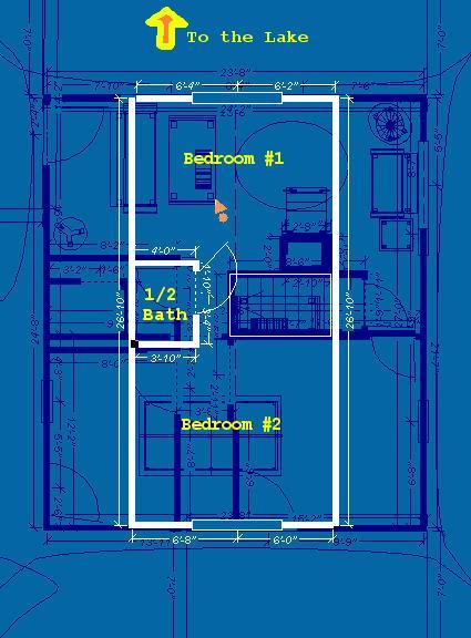 The house for Minnesota lake home floor plans